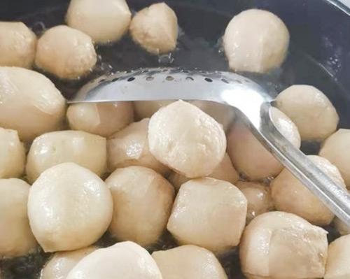 卤水油豆泡技术培训