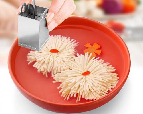 纹丝豆腐技术培训